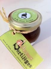 Confiture de nèfles à la fève de Tonka 110g