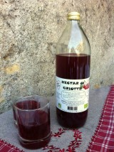 Nectar de griotte Bio Demeter -75cl