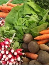"""Panier fruits et légumes """"Duo"""""""
