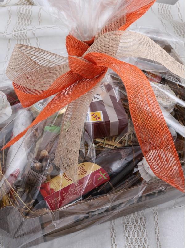 Très coffret cadeau, idées cadeaux, livraison, produits du terroir SF34
