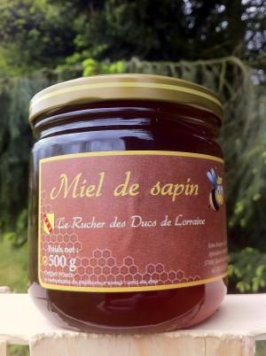 Miel de Sapin de Lorraine- 500g