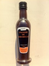 Vinaigre artisanal de Mirabelle - 25cl
