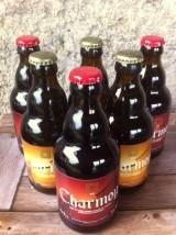 Bières de Charmoy blonde et ambrée 33cl x 6