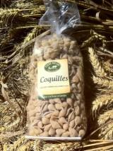 Pâtes Coquilles à la farine de Pois - 300g