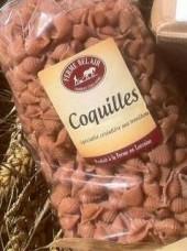 Coquilles à la farine de lentillons - 300g