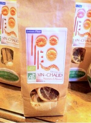 Mélange pour Vin-Chaud Bio d'Alsace- sachet 230g