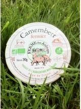 Camembert Bio fermier -240g