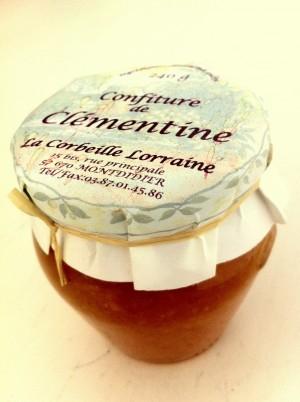 Confiture de la Clémentine - 240g