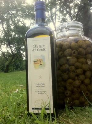 Huile d'Olive Bio d'Italie - 1L