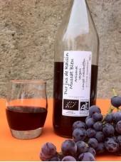 Pur Jus de Raisin Muscat Bleu Bio d'Alsace - 1L