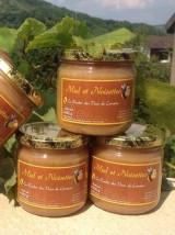 Miel de fleurs de Lorraine et noisettes Bio -500g