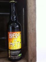 Bière de Metz Bio Blonde - 75cl