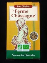 Pois chiches Bio Ferme de Chassagne- 500g