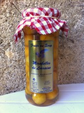 Mirabelles au sirop 580ml de Lorraine