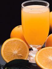 Orange à jus Bio d'Espagne-1kg (plus petites, très sucrées)