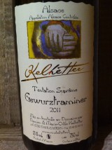 Gewurztraminer Tentation Suprême - Domaine Kelhetter