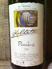 Riesling d'Alsace - Domaine Kelhetter