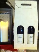 Coffret  Duo de vin de Moselle -Château de Vaux