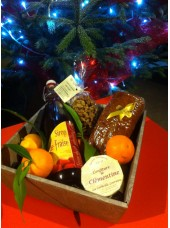 Coffret cadeau douceurs de Noel