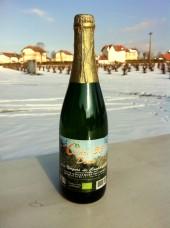 Cidre doux Bio de la Meuse 75cl