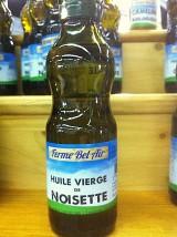Huile de Noisette Bio de Lorraine-25cl