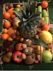 Grande Corbeille de fruits Bio
