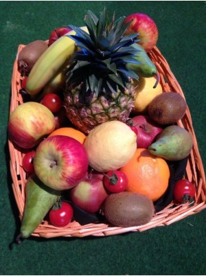 Panier de fruits Bio de la semaine