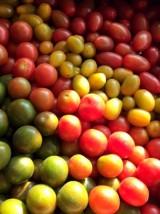 Tomates cerises tricolores Bio Alsace France- 250g