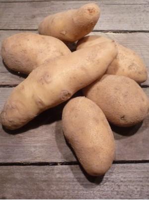 PDT Ditta Bio de France- 1kg (très bonne chair ferme)