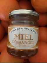 Miel d'Oranger origine Espagne 250g