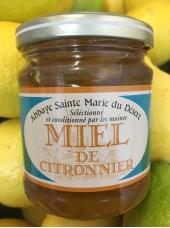 Miel de Citronnier - origine Espagne 250g