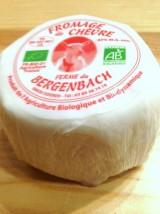 Fromage de chèvre frais Bio d'Alsace- la pièce