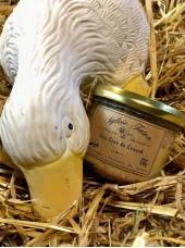 Foie gras de canard entier 180g- de Lorraine