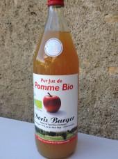 Pur jus de Pomme Bio d'Alsace filtré- 1L