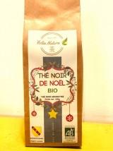 Thé noir de Noël Bio - sachet 100g