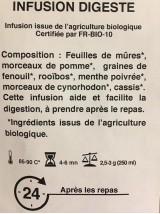 Infusion Bio Digeste -100g