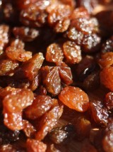 Raisin sec Bio Sultanine de Turquie- sachet de 250g