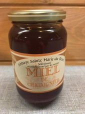Miel de châtaignier de France 500g