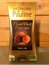 Truffes Cacao Bio fabriqué en France- 100g