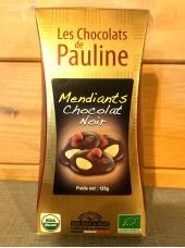 Mendiants au chocolat Noir Bio France-125g
