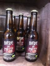 Bière de Metz Brune Bio - 33cl