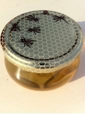 Miel toutes fleurs crémeux de Lorraine 250g