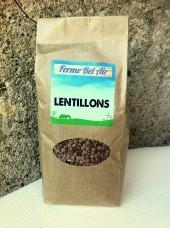 Lentillons Bio de Lorraine 500 g