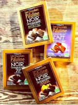 Chocolats Bio transformés en France