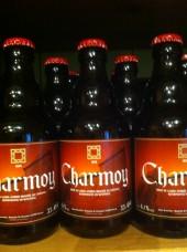 Bière de Charmoy ambrée 33cl