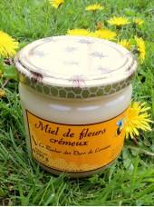 Miel de Fleurs crémeux de Lorraine- 500g