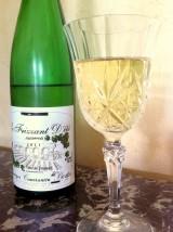vin blanc le frizzant d'été domaine Buzéa Moselle