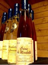 Crème de Mirabelle artisanale -35cl