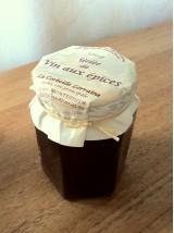 Gelée de vin aux épices 240g (accompagner le chèvre frais)
