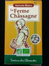 Haricots blancs  Bio ferme de Chassagne-500g